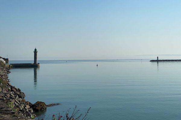 Le port du Légué à Plérin
