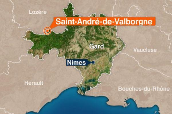 Saint-André-de-Valborgne (Gard)