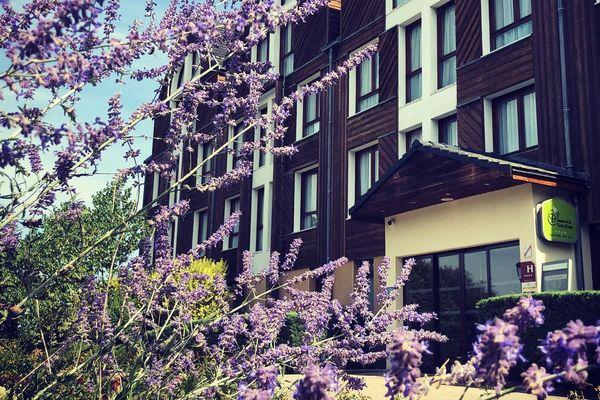 Domaine de la Forêt d'Orient - Natur'Hôtel, Golf & SPA.