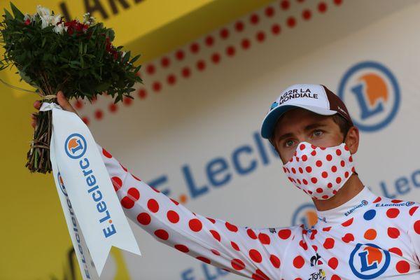 Maillot à pois pendant 16 jours, Benoît Cosnefroy a animé cette édition 2020 du Tour.