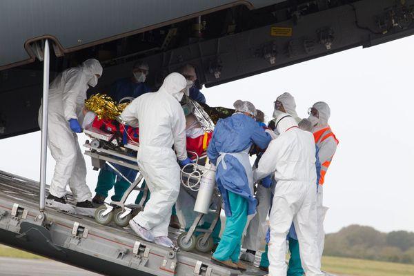 Des malades de la Covid-19 transférés en Bretagne - 28/10/2020