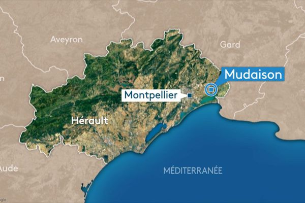 Mudaison (Hérault)