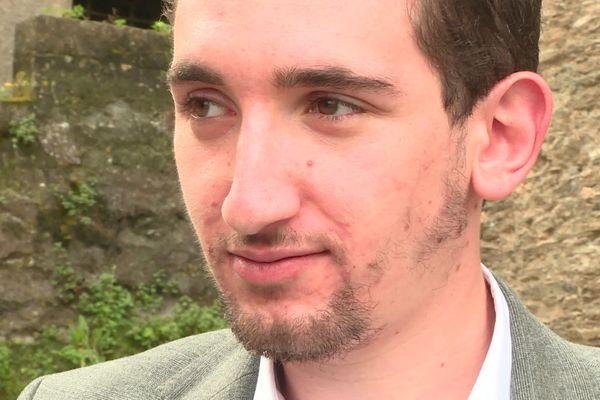 """Jean-Antoine Giacomi se présente d'une mouvance """"souverainiste""""."""