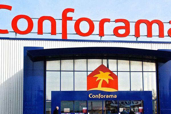 32 magasins Conforama devraient fermer dans le cadre d'un plan de restructuration