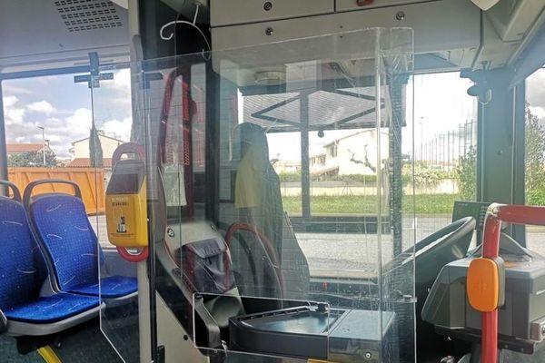 Perpignan. Les bus Sankéo devraient être bientôt équipés de vitres de protection pour les conducteurs