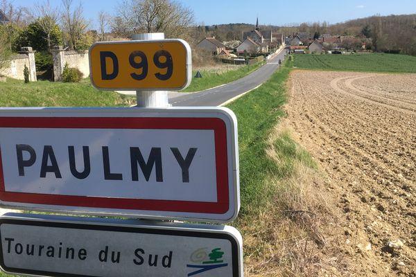 Le village de Paulmy n'a plus aucun commerce depuis 7 ans.