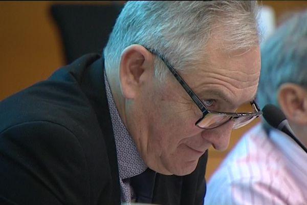 Charles Demouge réélu au second tour de scrutin président de Pays de Montbéliard Agglomération