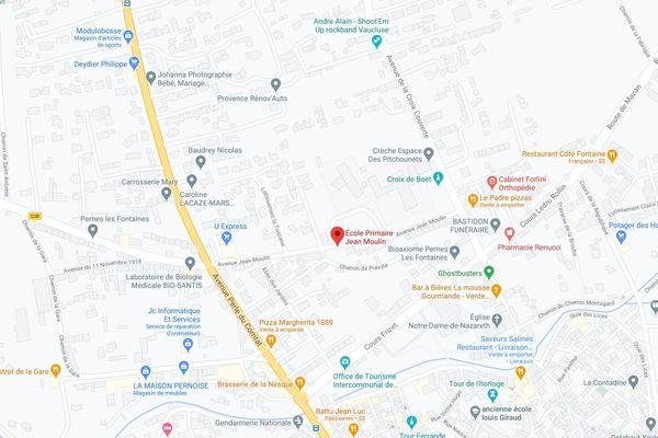 L'école élémentaire Jean Moulin de Pernes-les-Fontaines est fermée jusqu'au 15 février prochain dans l'attente des résultats d'analyse suite aux endormissements inexpliqués de certains élèves.