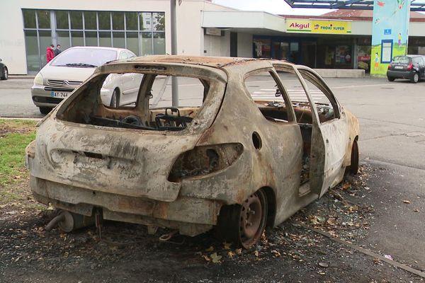 Le quartier de la Petite Hollande à Montbéliard connait une flambée de violences depuis le début du mois d'octobre.