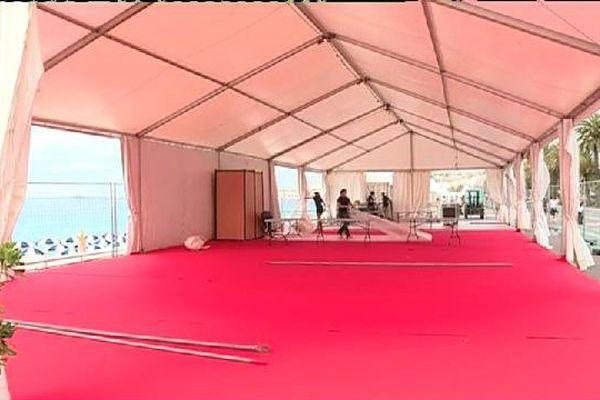 Le village de l'Ironman de Nice, verra-t-il des invités ?