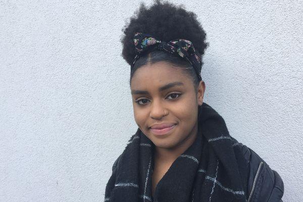 Nadjma Mahamoud, à Annecy, jeudi 6 février 2020.