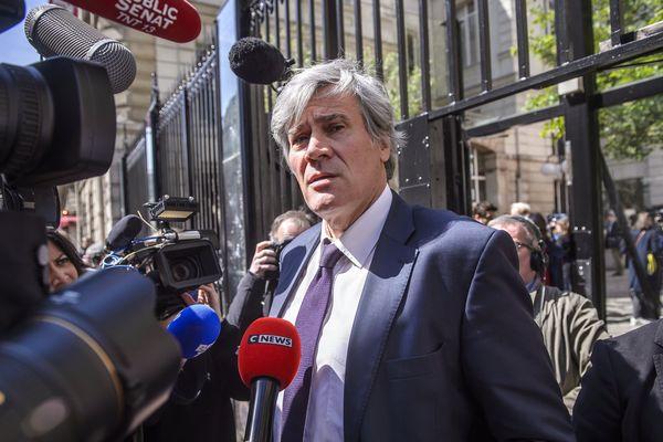 Stéphane Le Foll en avril 2017