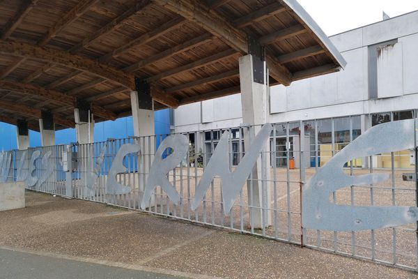 Lycée Jules Vernes - Buxerolles