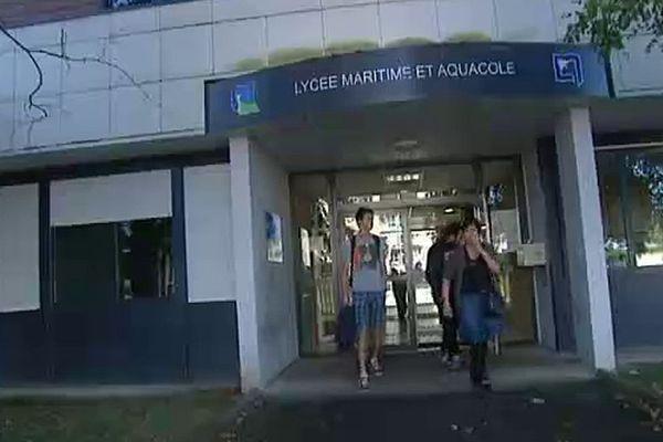 Le lycée maritime de Cherbourg a effectué sa rentrée 2016 avec un record en termes d''élèves
