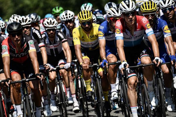 Le col de Mûr de Bretagne permet de connaître l'état de forme des coureurs du Tour.