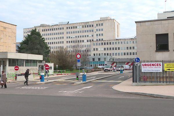 Le CHU de Dijon
