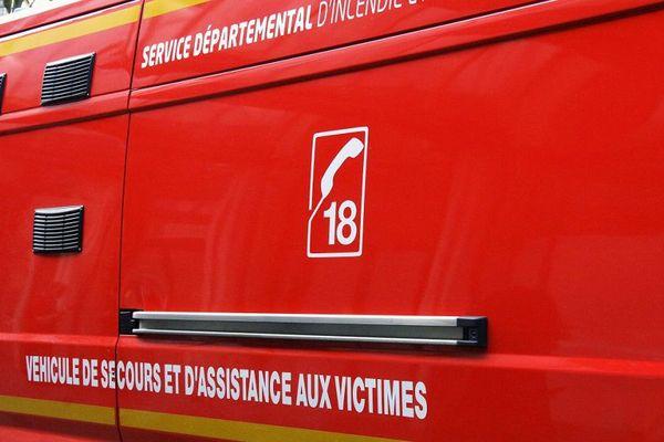 Une trentaine de sapeurs pompiers sont intervenus à Capestang pour éteindre l'incendie qui a détruit 10 hectares de roselières.