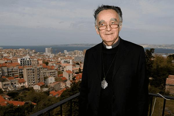 Le président de la Conférence épiscopale, Mgr Georges Pontier