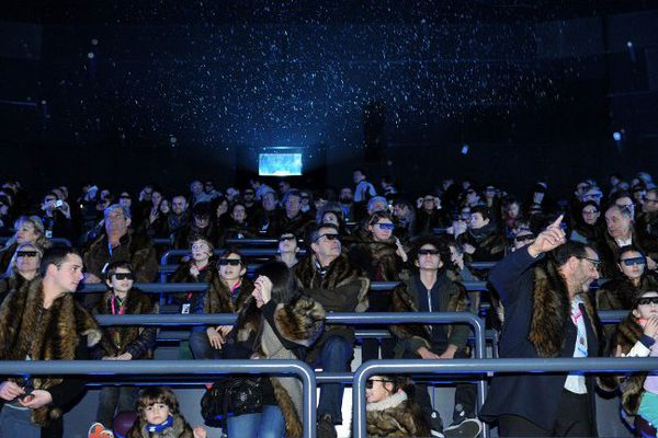 Le Futuroscope est le 2e parc d'attraction le plus fréquenté en France après Disneyland