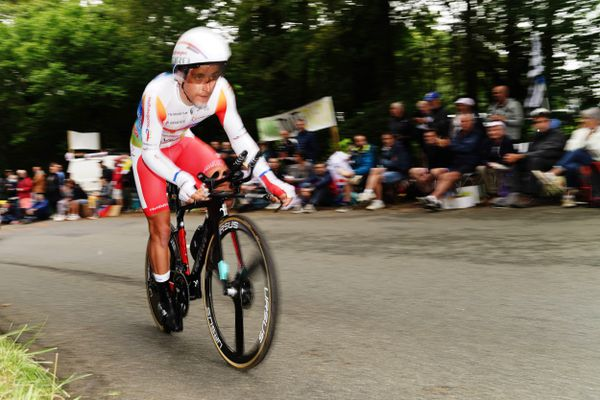 Fabien Doubey (Team Total Direct Energie)