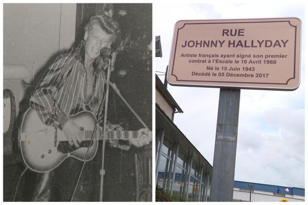 Le cabaret l'Escale à Migennes a accueilli le premier concert professionnel de Johnny Hallyday, en 1960.