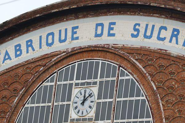Illustration sucrerie Saint Louis Zudzucker d'Eppeville dans la Somme