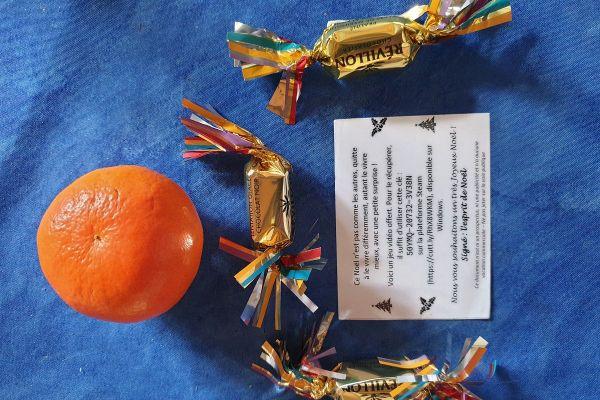 Un habitant de Saint-Gervais d'Auvergne (Puy-de-Dôme) a distribué des cadeaux dans les boites aux lettres de sa commune la nuit de Noël.