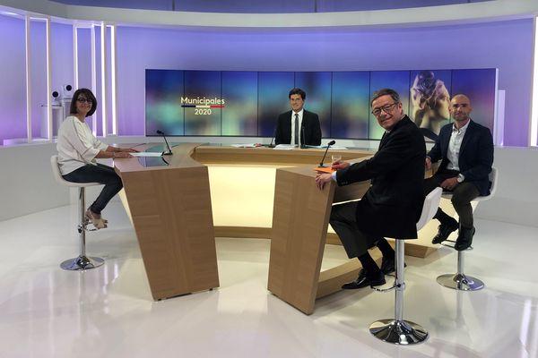 Revoir le débat du second tour des municipales à Bois-Guillaume