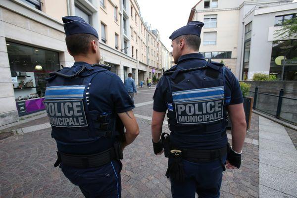 Policiers municipaux armés à Montbéliard