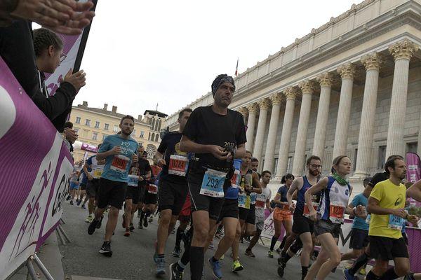 Run in Lyon 2019 : plus de 30 000 coureurs ont participé à la 10e édition ce dimanche 6 octobre 2019
