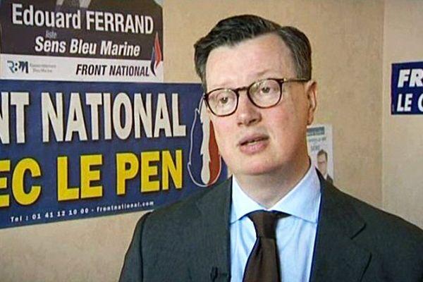 Edouard Ferrand