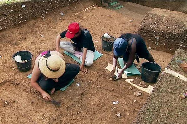 Les archéologues recherchent des vestiges jusqu'à la fin août.