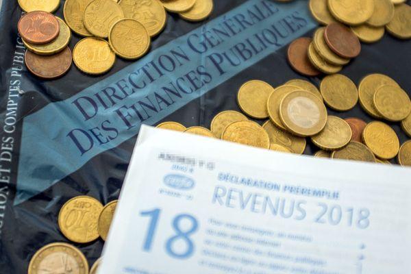 Une partie de la Direction générale des finances publiques sera délocalisée à Vierzon, Châteauroux, Châteaudun, Loches et Vendôme. Photo d'illustration