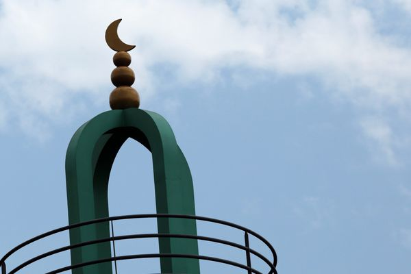 La mosquée de Villeneuve d'Ascq