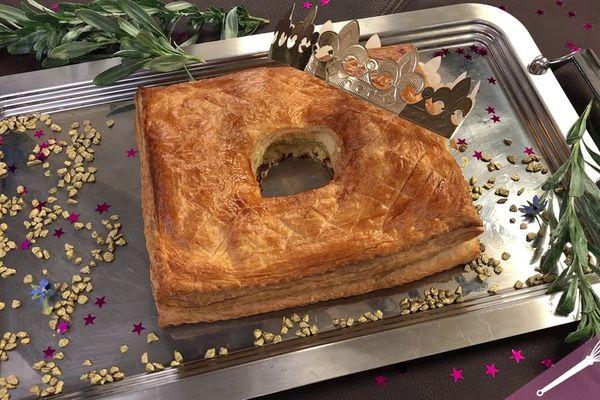 Et si on préparait une galette des rois à la crème d'amande ?