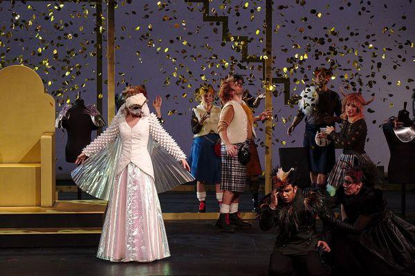La Dame Blanche en Live streaming depuis l'opéra de Rennes sur France Télévisions