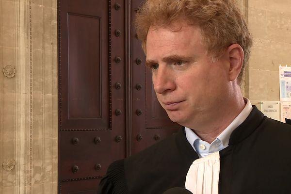 Christian Blazy est l'avocat d'Hemza Helomari jugé pour meurtre.