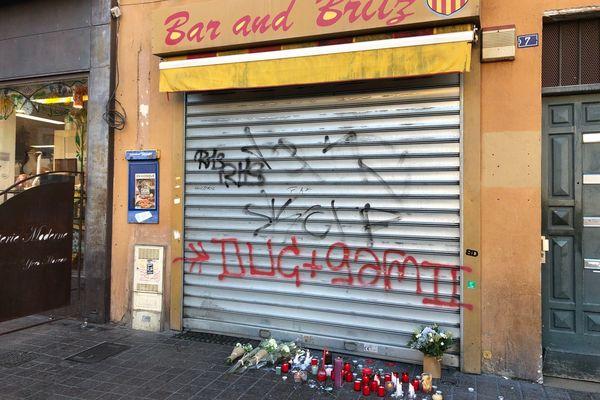 """L'ancien de l'USAP Barend Britz est décédé après une très violente bagarre ce jeudi soir dans son bar du centre de Perpignan, le """"Bar and Britz""""."""