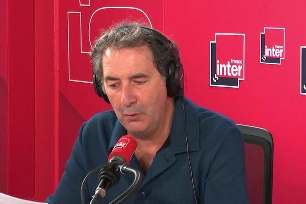 François Morel sur France Inter