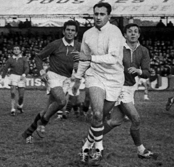 Pierre Albaladéjo, photo dont datée ( 1970 )