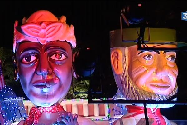Le carnaval nocturne de Nantes 2016 a finalement eu lieu