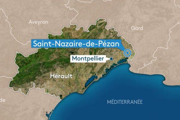 Saint-Nazaire-de-Pézan (Hérault)