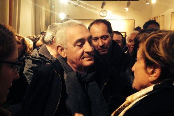 Jean-Joseph Allegrini-Simonetti a été élu maire de L'Ile Rousse dimanche 8 février 2015