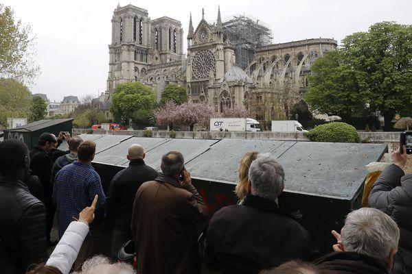 Depuis l'incendie de la cathédrale Notre-Dame-de-Paris lundi, l'archevêque de Clermont a reçu de nombreux messages de soutien.