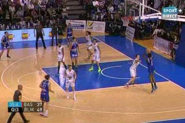 Les Basketteuses de Montpellier-Lattes s'offrent un billet pour la finale grâce à leur victoire 69 à 57 vendredi 02 mai 2014, dans les Landes