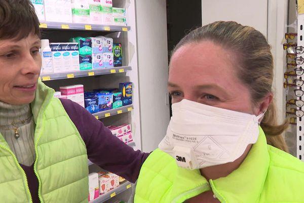 Des masques sanitaires pour se protéger du Coronavirus