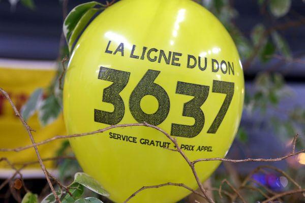 La ligne téléphonique 3637 permet de faciliter les dons pour le Téléthon.