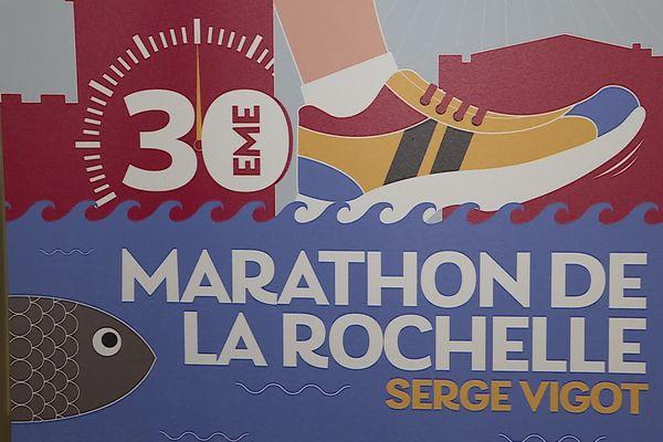 La trentième édition du marathon de La Rochelle aura lieu le 29 novembre 2020.