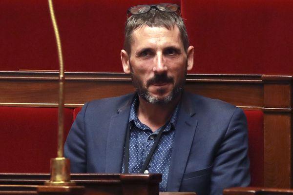 Matthieu Orphelin siégera désormais avec les députés du groupe Libertés et Territoires à l'Assemblée Nationale.