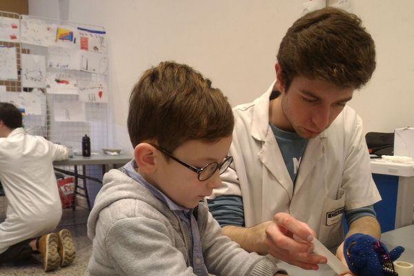 L'hôpital des nounours accueillera cette semaine 160 enfants de l'agglomération caennaise